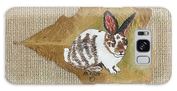 domestic Rabbit Galaxy Case by Ralph Root