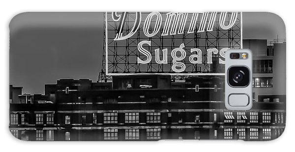 Domino Sugars Sign Galaxy Case