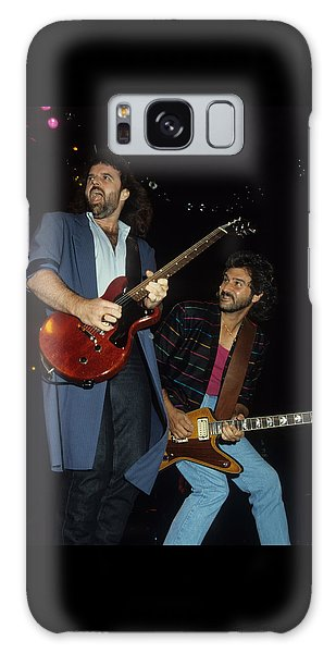 Don Barnes And Jeff Carlisi Of 38 Special Galaxy Case