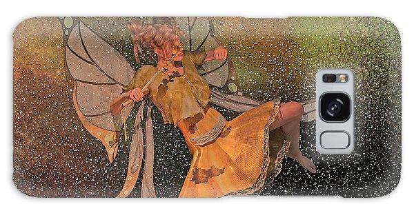 Elf Galaxy Case - Don't Be A Menace  by Betsy Knapp