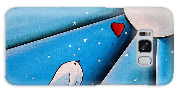 Song Bird Galaxy Case - Don't Let The Stars Get In Your Eyes by Cindy Thornton