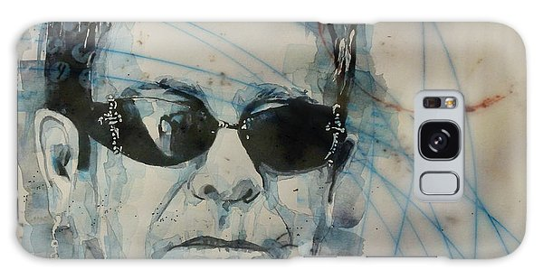 Don't Let The Sun Go Down On Me  Galaxy Case by Paul Lovering