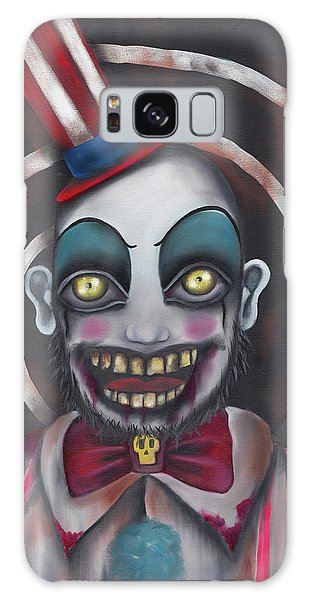 Don't You Like Clowns?  Galaxy Case by Abril Andrade Griffith