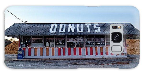 Donut Shop No Longer 3, Niceville, Florida Galaxy Case