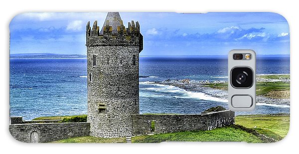 Doonagore Castle Galaxy Case