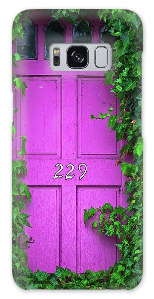 Door 229 Galaxy Case by Darren White