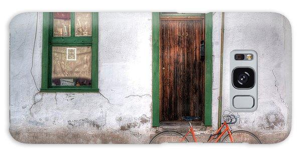 Door 345 Galaxy Case