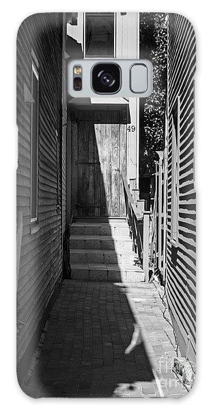 Door In An Alley Galaxy Case