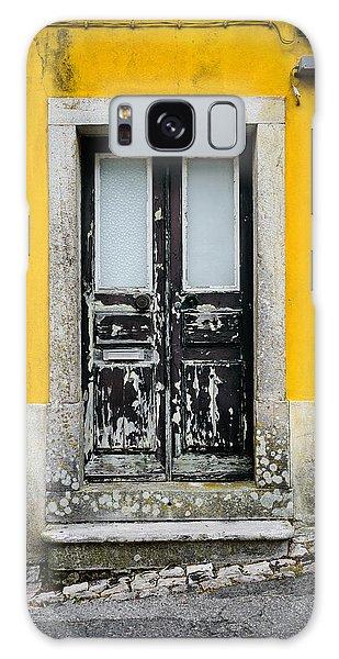 Door No 37 Galaxy Case by Marco Oliveira