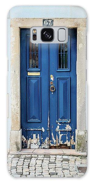 Door No 67 Galaxy Case by Marco Oliveira
