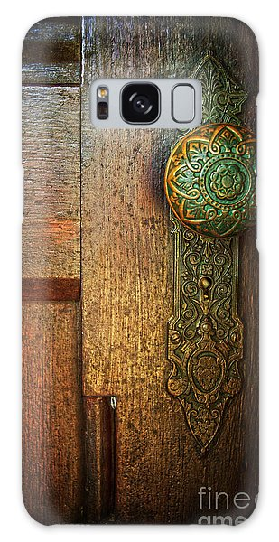 Doorknob Galaxy Case