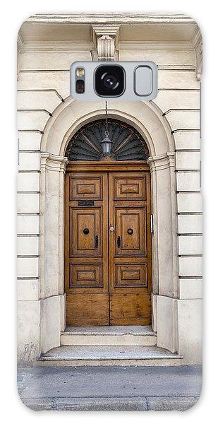 Doors Of The World 4 Galaxy Case by Sotiris Filippou