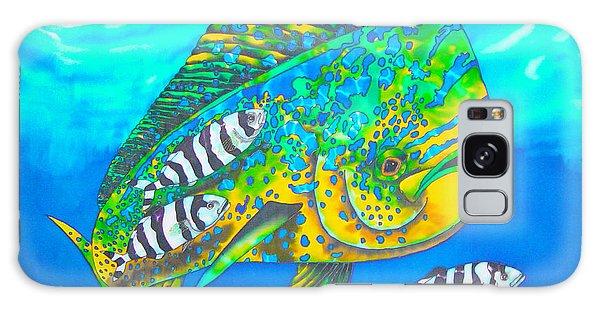 Dorado And Pilot Fish - Mahi Mahi Fish Galaxy Case