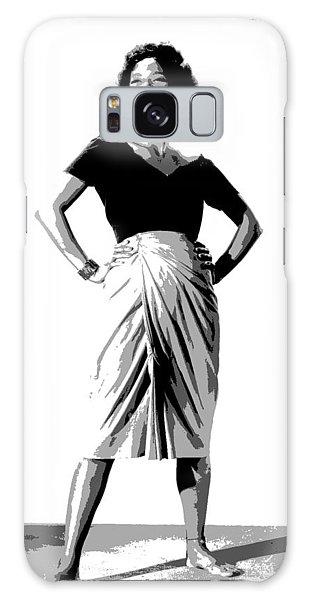 Dorothy Jean Dandridge Galaxy S8 Case