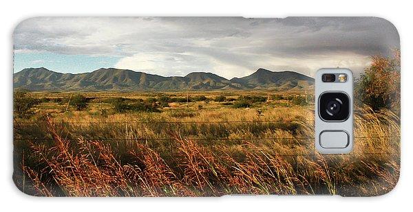 Dos Cabezas Grasslands Galaxy Case