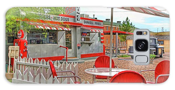 Dot's Diner In Bisbee Arizona Galaxy Case