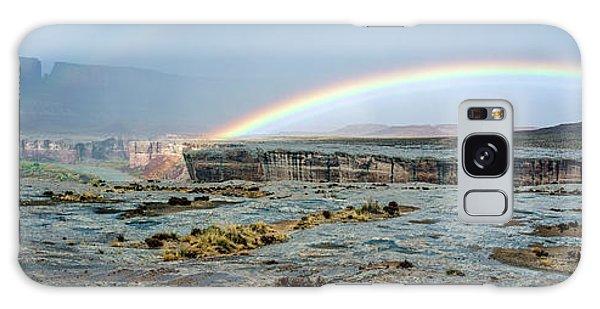 Double Rainbow Galaxy Case