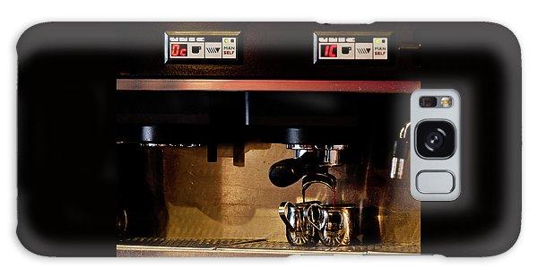 Double Shot Of Espresso Galaxy Case