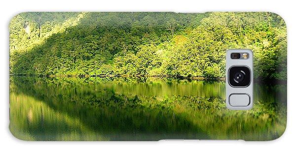 Doubtful Sound, New Zealand No. 4 Galaxy Case