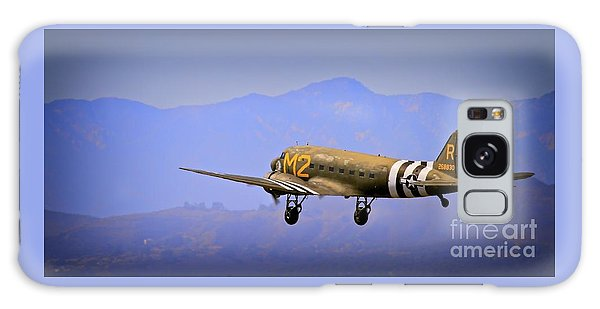 Douglas C-47 Invasion Blues Galaxy Case