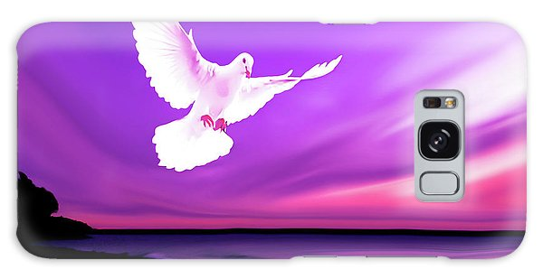 Dove Of My Dreams Galaxy Case