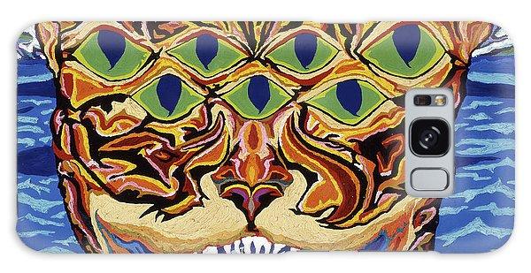 Dover Cat Galaxy Case by Robert SORENSEN