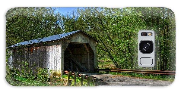 Dover Covered Bridge Galaxy Case