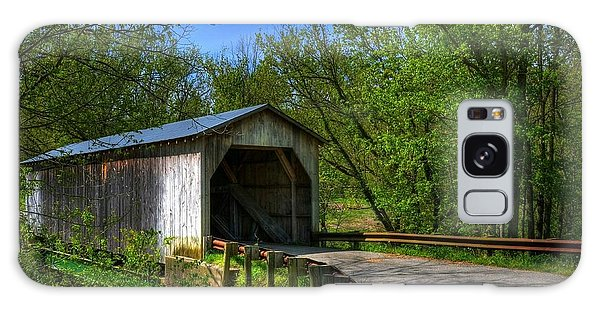 Dover Covered Bridge Galaxy Case