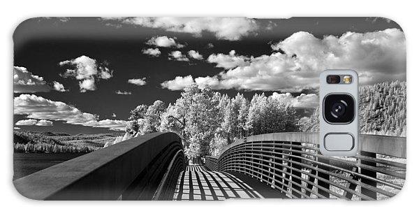 Dover Slough Bridge 1 Galaxy Case