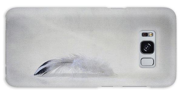 Minimal Galaxy Case - Down Feather by Scott Norris