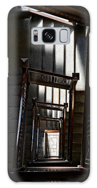 Down The Stairs Galaxy Case