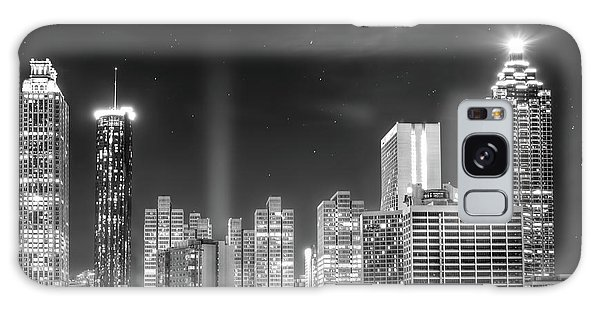 Downtown Atlanta Skyline Galaxy Case
