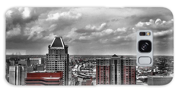 Downtown Baltimore City Galaxy Case
