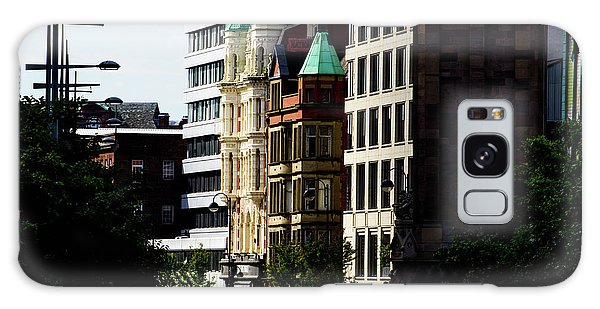 Downtown Belfast Galaxy Case