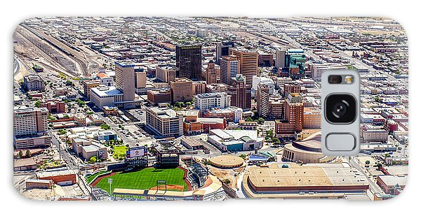 Galaxy Case featuring the photograph Downtown El Paso by SR Green