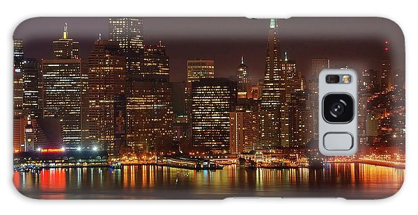 Downtown Gotham City Galaxy Case