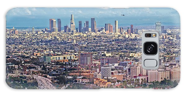 Downtown Los Angeles Galaxy Case