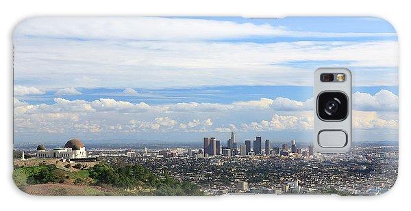 Downtown Los Angeles Galaxy Case