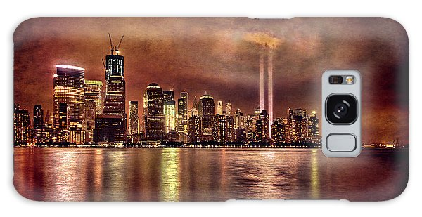 Downtown Manhattan September Eleventh Galaxy Case