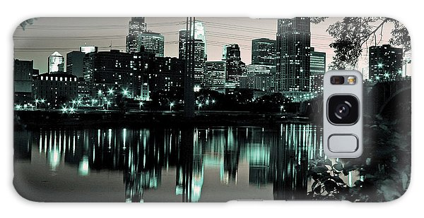 Downtown Minneapolis At Night II Galaxy Case