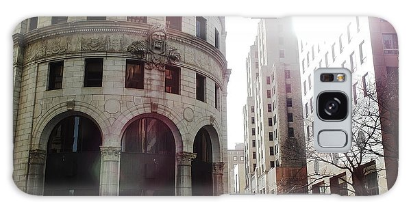 Downtown Providence Galaxy Case