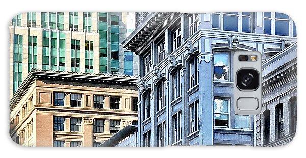Downtown San Francisco Galaxy Case