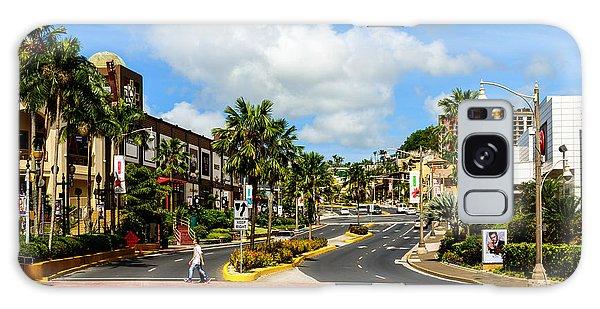 Downtown Tamuning Guam Galaxy Case