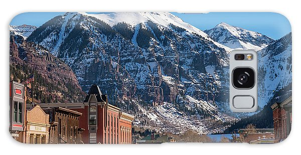 Downtown Telluride Galaxy Case