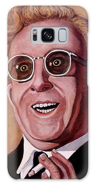 Dr. Strangelove 3 Galaxy Case by Tom Roderick