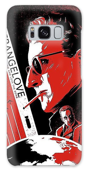 Dr. Strangelove Theatrical Poster Number Three 1964 Galaxy Case