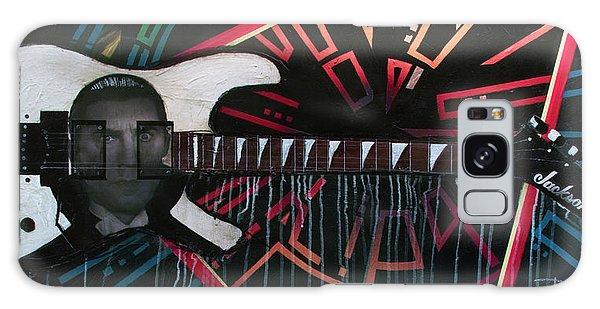 Def Leppard Galaxy S8 Case - Dracula Jackson by Sean Parnell