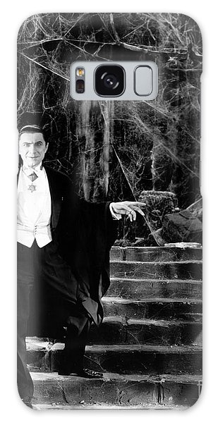 Dracula Galaxy Case by R Muirhead Art