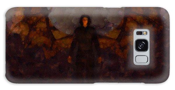 Anubis Galaxy Case - Dracula by Esoterica Art Agency