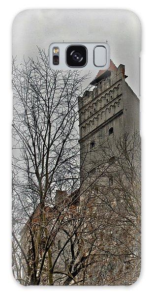 Dracula's Castle Transilvania In Hdr Galaxy Case